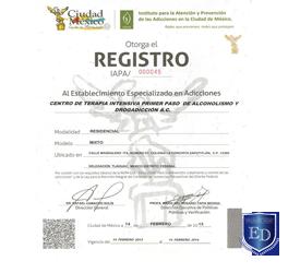 Registro IAPA