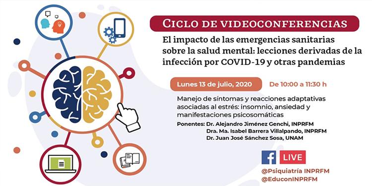 Video - Impacto del COVID-19 en la salud mental