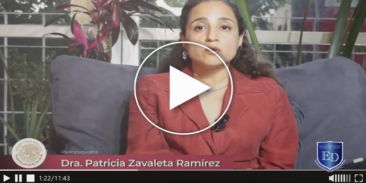 Video - CONADIC, factores protectores para el consumo de sustancias en la adolescencia