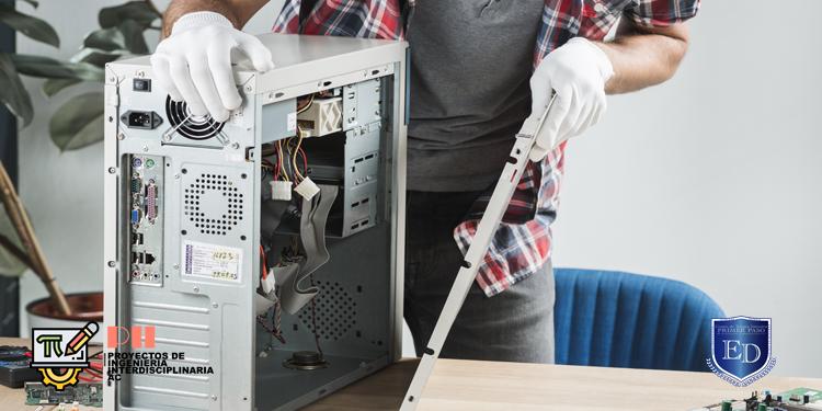 Reinserción social - Técnico en Instalación y Reparación de Equipo de Computo